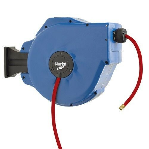 Clarke CAR15PC 15M Retractable Air Hose Reel 3126000