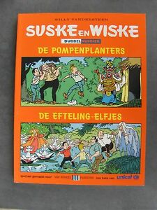 Suske-en-Wiske-dubbelnummer-De-pompenplanters-amp-De-efteling-elfjes