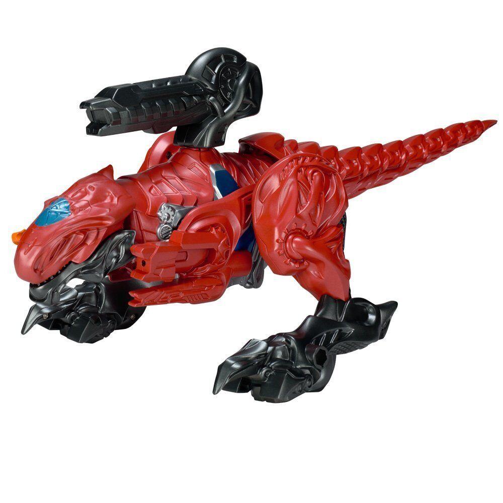 Power Rangers 42555 Film Deluxe T-Rex Zord mit Roten Ranger