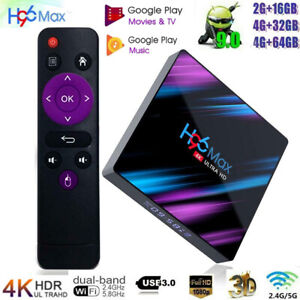 H96-Max-3318-Smart-TV-Box-4g-64g-Android-9-0-WiFi-Quad-Core-1080p-4k-Media-Player