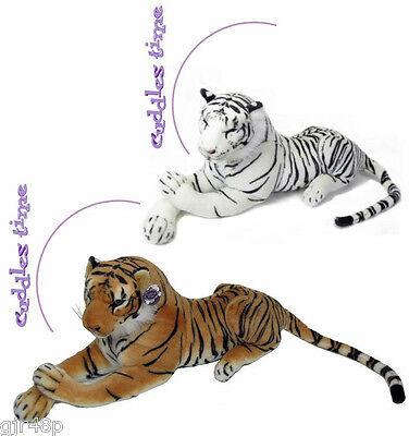 Tempo Di Coccole Peluche Life Like Tiger Grandi Deposizione Giocattolo Morbido 70 2 Colori Nuovi Regalo-mostra Il Titolo Originale Fissare I Prezzi In Base Alla Qualità Dei Prodotti