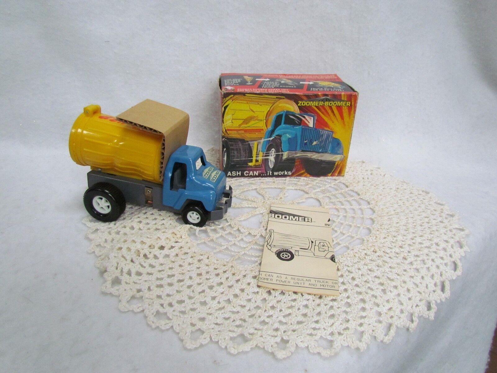 annata 1970 topper zoomer zoomer zoomer boomer veicolo: ash può  uomotina nella scatola 24822f