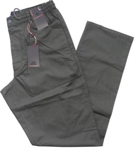 Pantalone uomo taglia M L XL XXL 3XL COTONE leggero SEA BARRIER SPIAGGIA estate