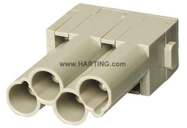HARTING HAN 3 MOD M-S 40A 09140032601