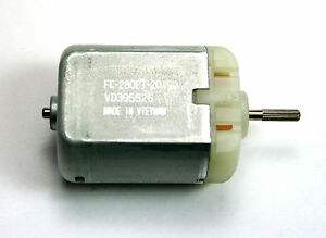 Mabuchi-FC-280PT-20150-Door-Lock-Motor-Actuator-280PC-22125-Repair-High-Speed