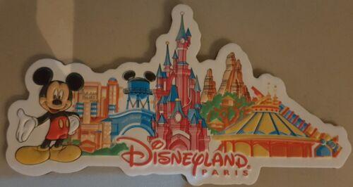 Imán Imán Mickey Parque Attraction Disneyland Paris