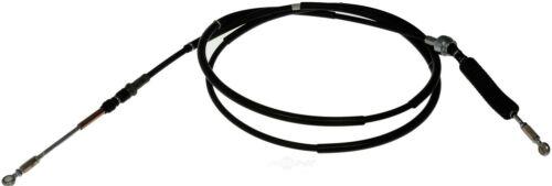 Manual Trans Shift Cable-Straight Truck Low Tilt 924-7012 fits 91-93 Isuzu NPR