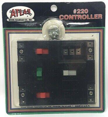 new ho n scale wiring controller atlas 220. Black Bedroom Furniture Sets. Home Design Ideas