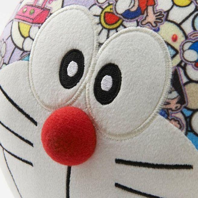 Doraemon PlEch Puppe Takashi Murakami Design