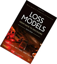 [PÐF] Loss Models: From Data to Decisions 4th Edition by Stuart A. Klugman