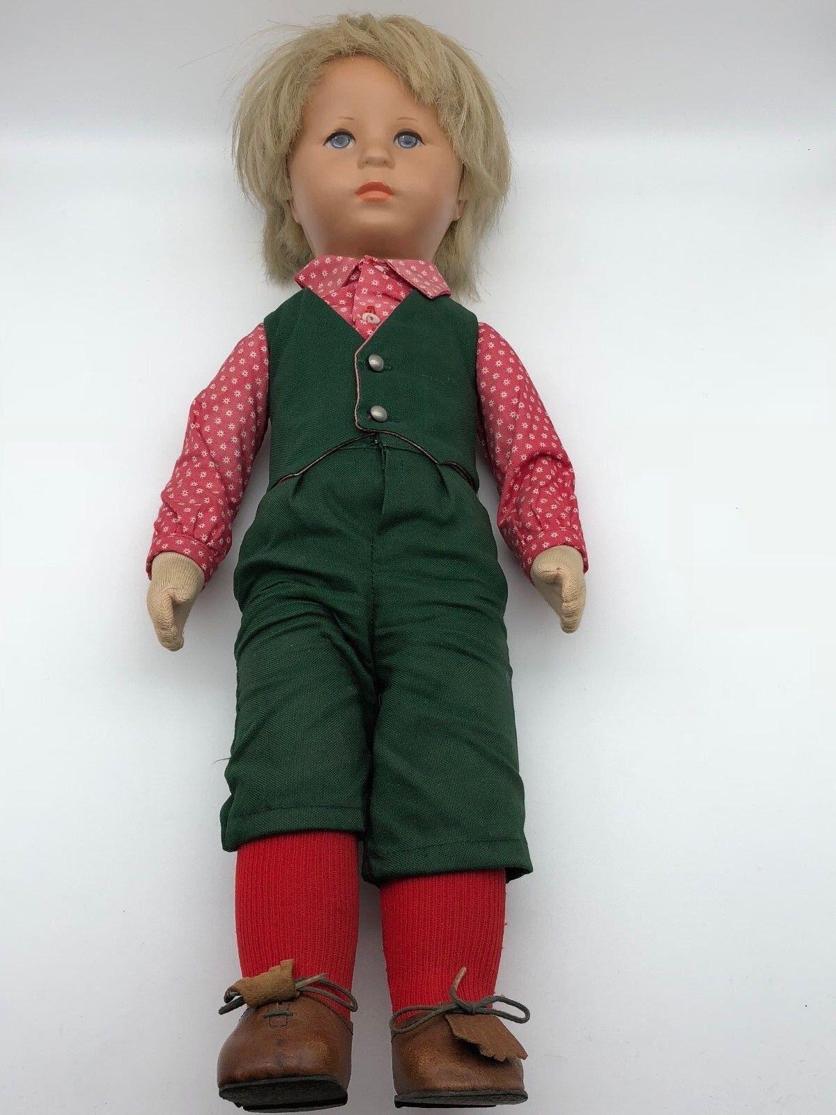 Vieja Jacinta Kruse muñeca 47 cm. top estado, ver fotos