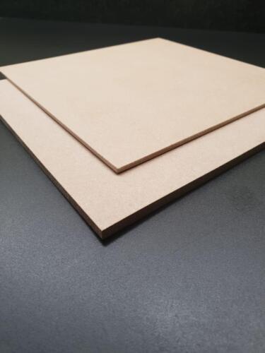 MDF Board Sheet Plain Blank Laser CNC Cutting Engravi Cut to Size Hobby Craft