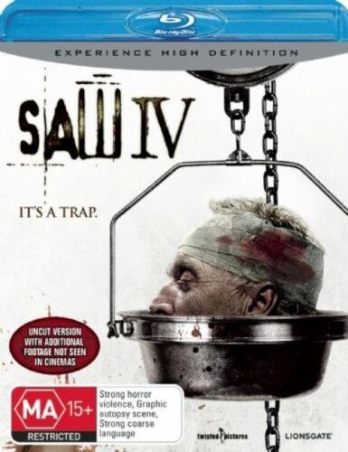 1 of 1 - Saw 04 (Blu-ray, 2008)