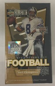 1997-Upper-Deck-Collector-039-s-Choice-Football-Set-330-Card-Box-Factory-Sealed