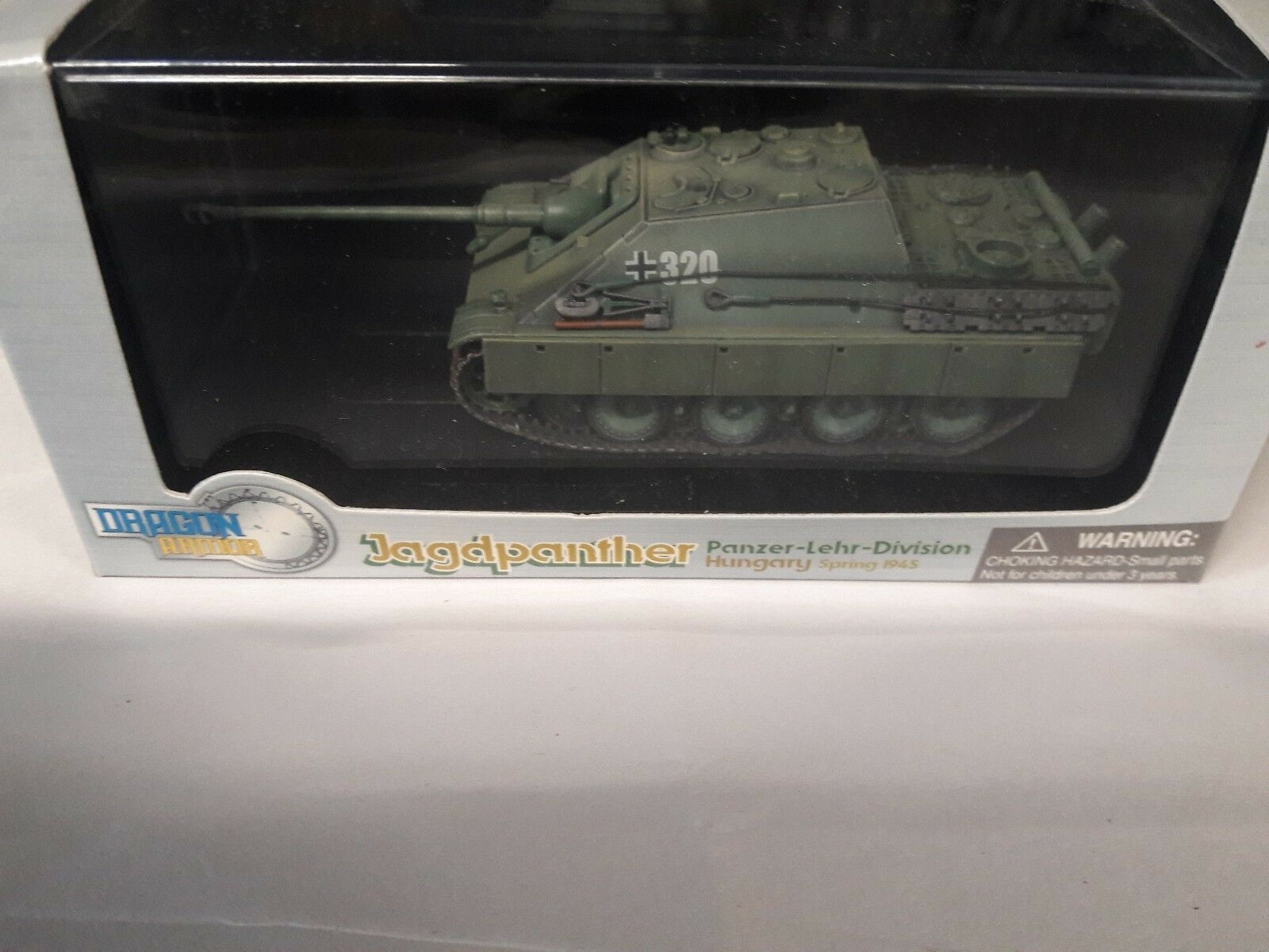 Dragon Armor 1/72 Item Late Number 60007 Sd.Kfz 173 JAGDPANTHER Late Item Production a5ac2e