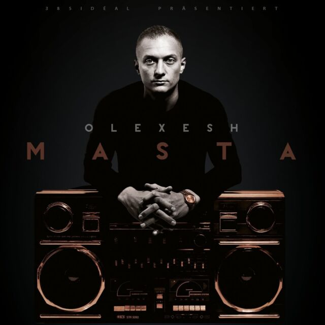 OLEXESH - MASTA (STANDARD BRONZE EDITION)  CD + DVD NEW!