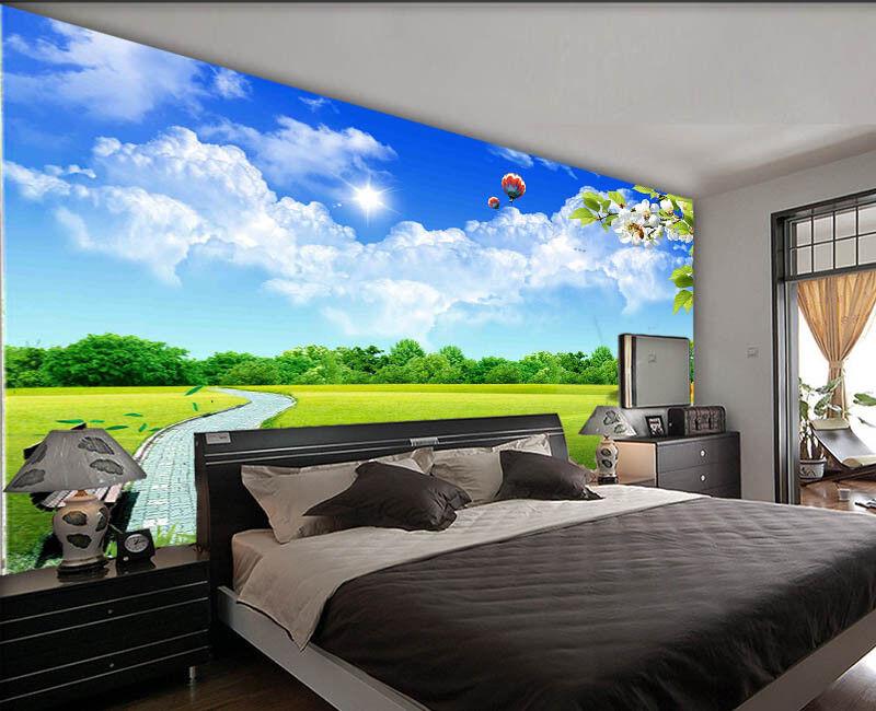 Hapy Preceding Eden 3D Full Wall Mural Photo Wallpaper Printing Home Kids Decor