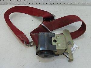 Red-Front-Seat-Belt-Retractor-1991-Ford-Explorer-92-93-94-F1TZ78611B08CC