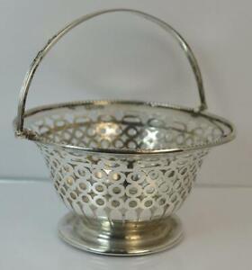 1899-Victorian-Hallmarked-Silver-Pierced-Basket-Dish-with-Handle