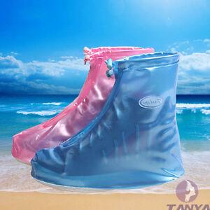 Rain-Slip-Rubber-boots-Dust-proof-Shoe-Men-and-women-Fashion-pvc-Thicken-Shoe