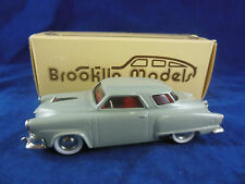 Brooklin Models BRK17 1952 Studebaker Champion Starlight Coupe in Grey