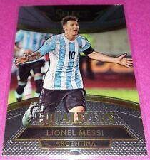 LIONEL MESSI 2015 SELECT SOCCER EQUALIZERS INSERT ARGENTINA BARCELONA SP #1