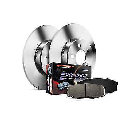 Autospecialty Front Power Stop Daily Driver OE Brake Kit KOE5279