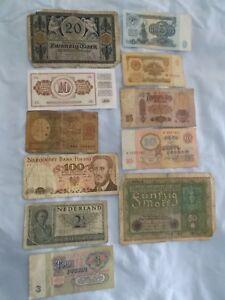 Lot-of-World-Paper-Money
