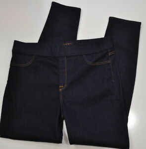 Jen-7-Seven-for-all-Mankind-Pull-On-stretch-Jeans-Women-039-s-Size-16-Skinny-Jegging
