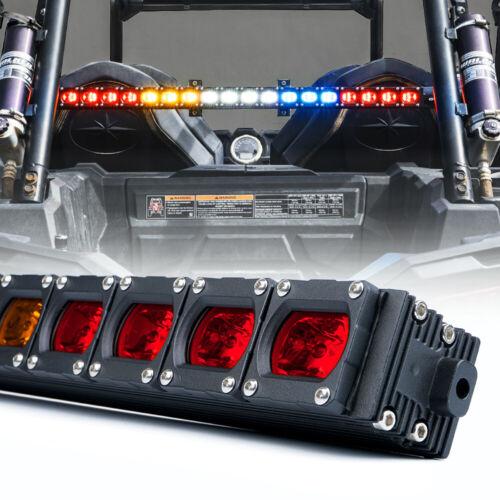 """RYWBR Xprite RX Series 30/"""" G3 LED Strobe Light bar Rear Chase For UTV Offroad"""
