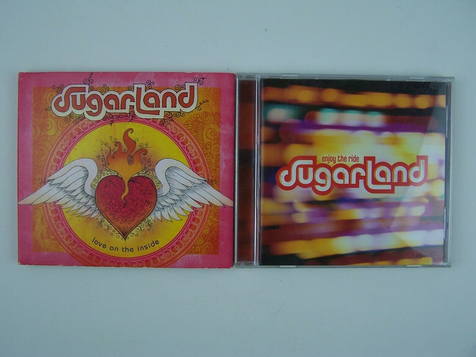 Sugarland 2xCD Lot