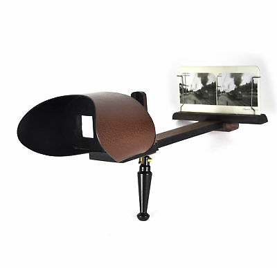 Stereoscope - Hemispherium Replica Antique Panorama Viewer
