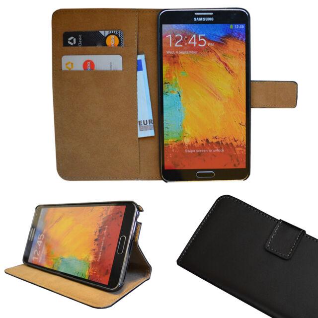 Book Style Handy Tasche für Samsung Flip Case Cover Etui Schutz Hülle Wallet