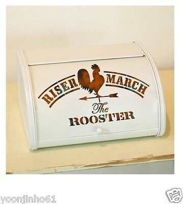 """WALL STENCILS PATTERN 12.99""""x9.05"""" Airbrush STENCIL TEMPLATE rooster"""