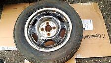 1993-2002 toyota corolla steel wheel TIRE 185/65/14 rim size 14 OEM #