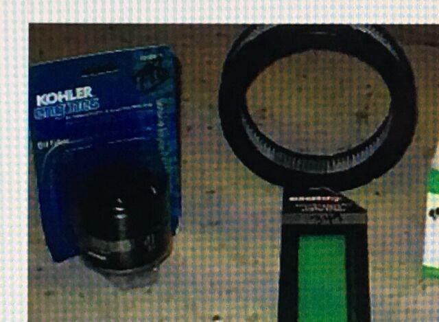 Gen CUB CADET Tune Up Kit for 2130 2135 2150 2155 2166 LT2138