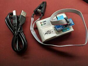 KIT-Programmatore-EZP-2019-USB-per-BIOS-EEPROM-24x-25x-93c-93x-Clip-test-SO8