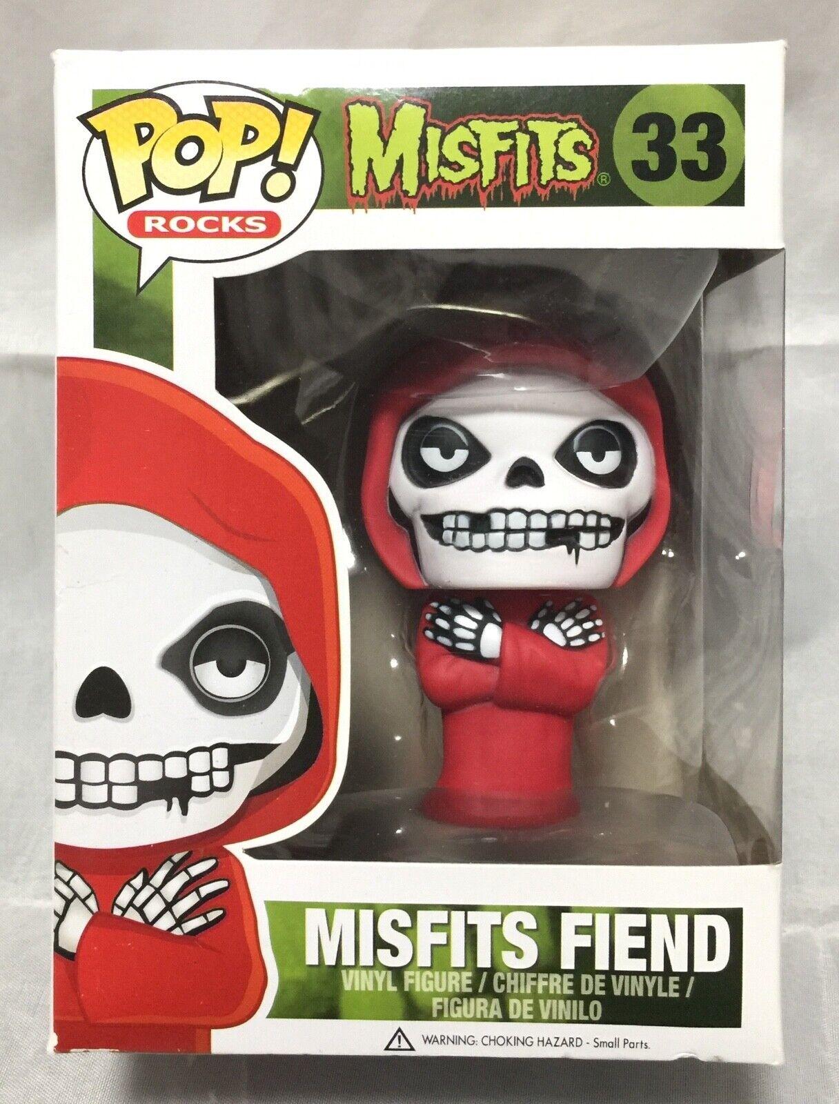 Misfits Fiend figure Pop Rocks 33