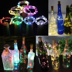 10-20-LED-Cork-Shape-String-Fairy-Night-Light-Wine-Bottle-Lamp-Solar-Battery