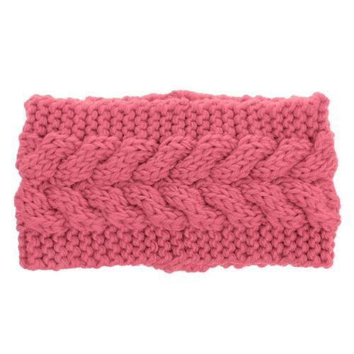 Stylish Stretchy Knit Warm Soft Comfy Winter Headband Ear Warmer For Women