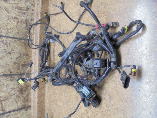 2003 Ducati Monster M600 M 600 Electrical Wire Harness