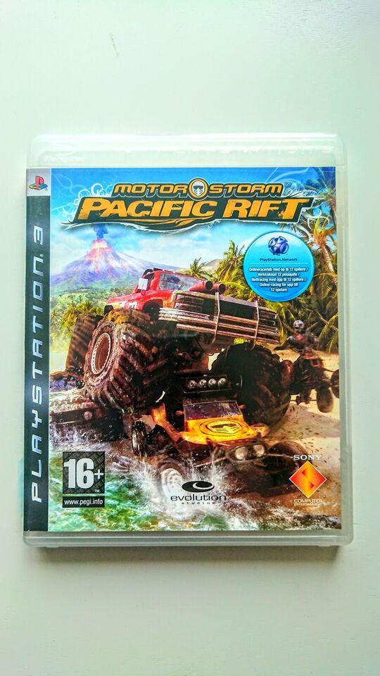 Motorstorm pacific rift, PS3