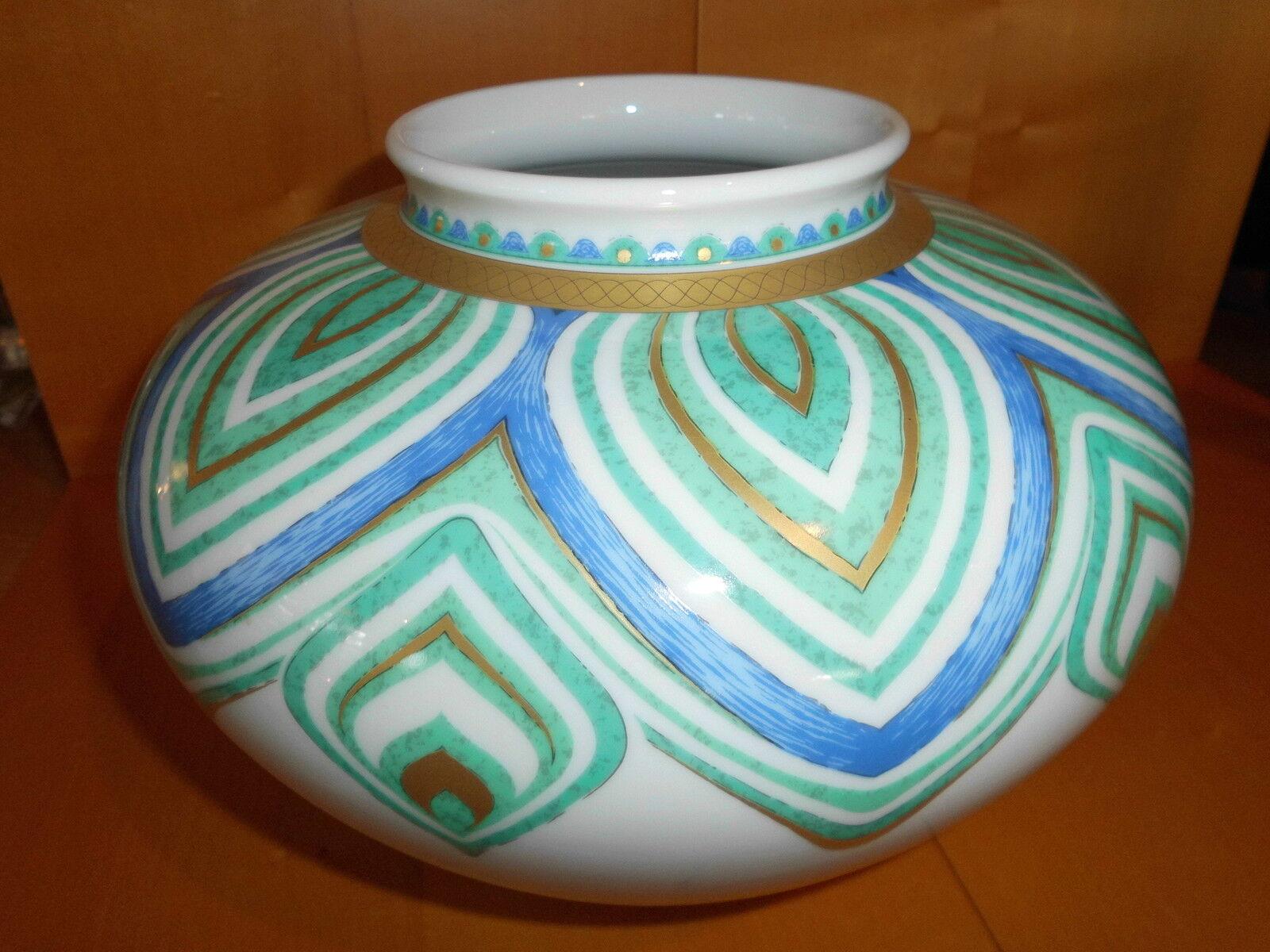 Vase Estelle 16 cm x24 cm de l'Empereur-Porcelaine NEUF