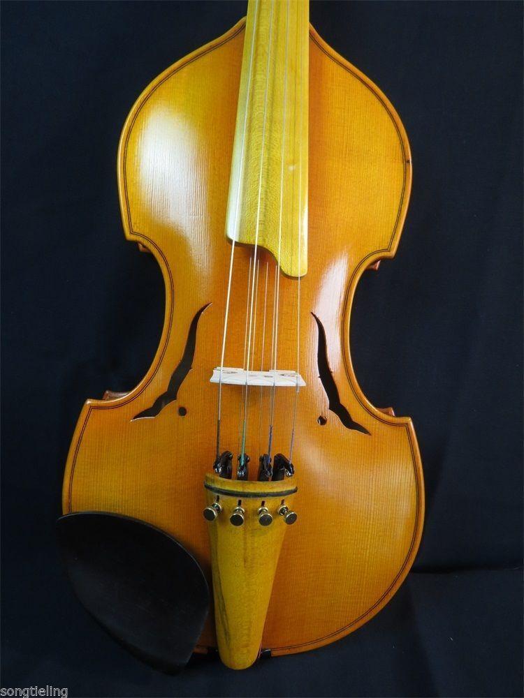 Canción de de de estilo barroco Master 4×4 Cuerdas 15  púrpura D 'Amore Buen Sonido  11018 085bde
