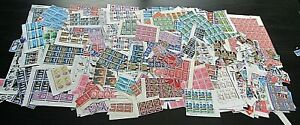 GREAT BRITAIN -  VAST QUANTITY OF PRE 1970 MNH STAMPS IN FILE -  COUPLE OF 1000s