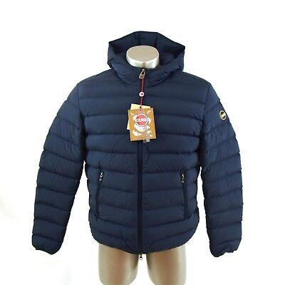 Colmar Originals Down Winter Jacket 1249 Color Grey Size L 52 EU (42 US) | eBay