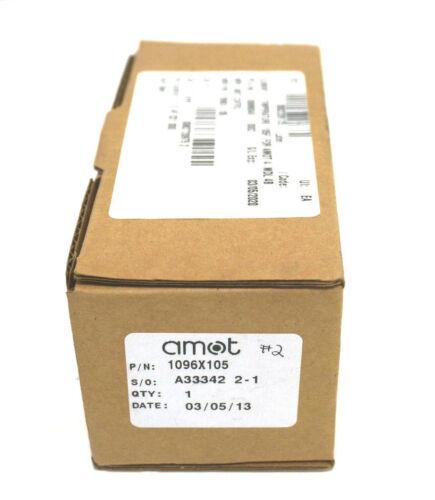 NEW AMOT CONTROLS 1096X105 THERMOSTAT ELEMENT