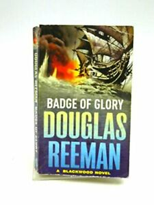 Badge-of-Glory-amp-The-First-to-Land-By-Douglas-Reeman