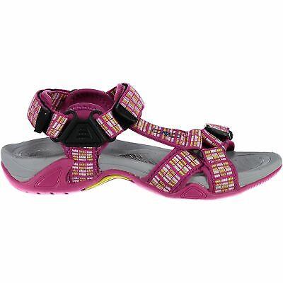 Nuova Moda Cmp Scarponcini Kids Hamal Hiking Sandal Rosso Geometricamente Tessile- Completa In Specifiche