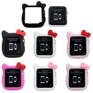f62acf094 2018 Hello Kitty Apple iWatch Cover Case For Apple Watch Series 1/2 ...